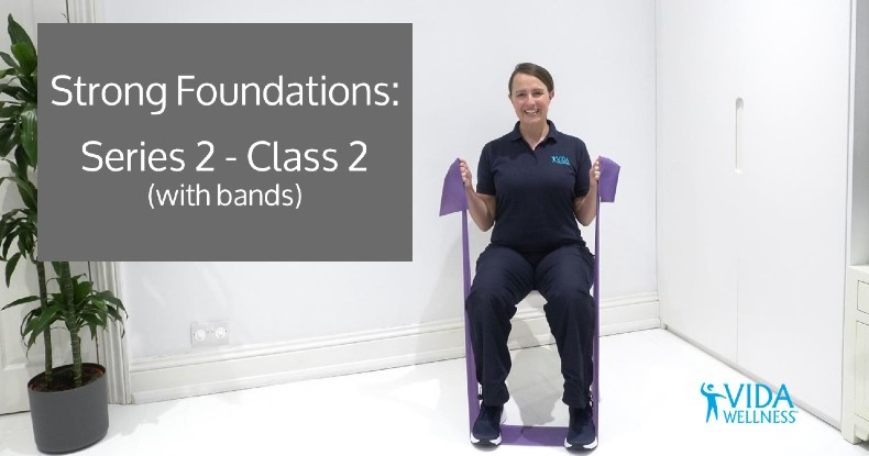 Strong Foundations Class (with bands)